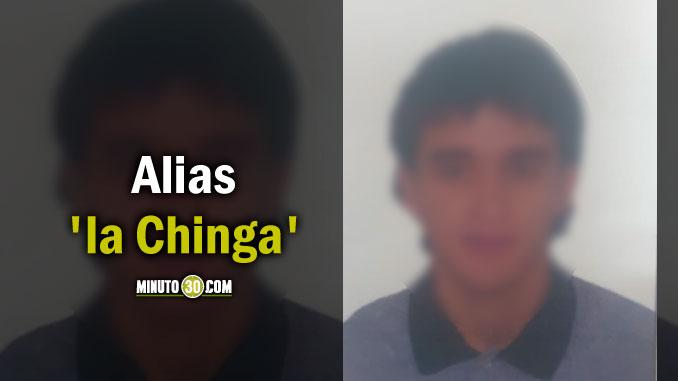 José David Guerra Rúa, alias La Chinga