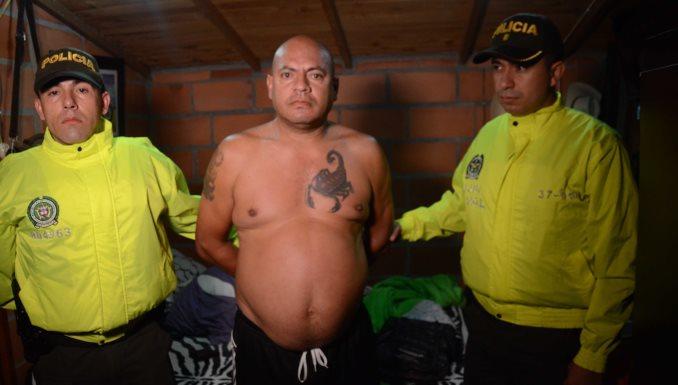 Omar Darío Mazo Monsalve, alias 'Don Omar' o 'el Máximo'