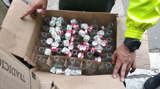 Capturadas 16 personas por contrabando de licor e hidrocarburos en Antioquia y La Guajira