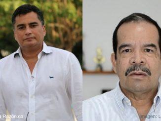 Luis Alfonso Hoyos Cartagena y Emiro Darío Márquez Martínez,