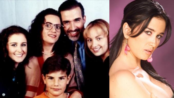 VIDEO: ¿Recuerdan a Natalia Franco de 'Padres e Hijos'?, Tania Robledo  entró al mundo de la pornografía | Minuto30.com