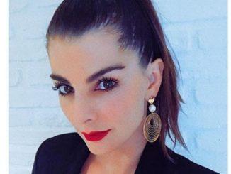 Carolina Cruz/ Tomada de Instagram: @carolinacruzosorio