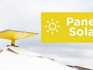Paneles solares Transmilenio