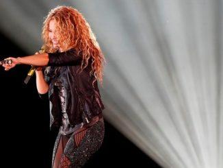 La cantante colombiana Shakira/ EFE