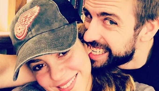 Gerard Piqué y Shakira/ Tomada de Instagram: @3gerardpique