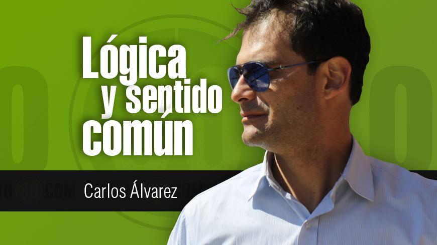 Carlos Alvarez LÓGICA Y SENTIDO COMÚN