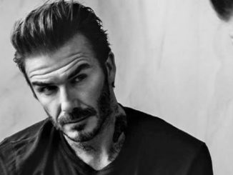 David Beckham/ Tomada de Instagram @davidbeckham