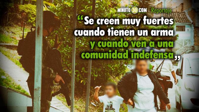 Se gesta un plan para acabar las bandas que siembran terror en la Comuna 8