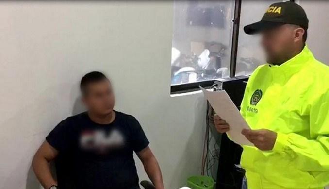 En Puerto Asís, Putumayo, capturaron a hombre buscado con circular roja por el crimen de funcionarios antinarcóticos ecuatorianos