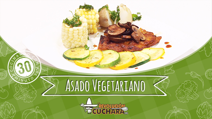 Asado Vegetariano 678