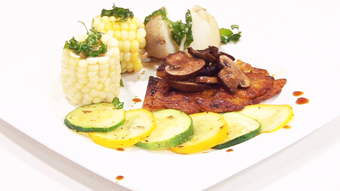 Asado Vegetariano SOLO