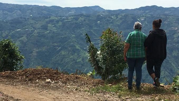 Familia recuperó sus tierras en Santa Bárbara