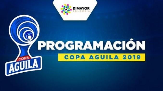Porgramacion Copa Aguila