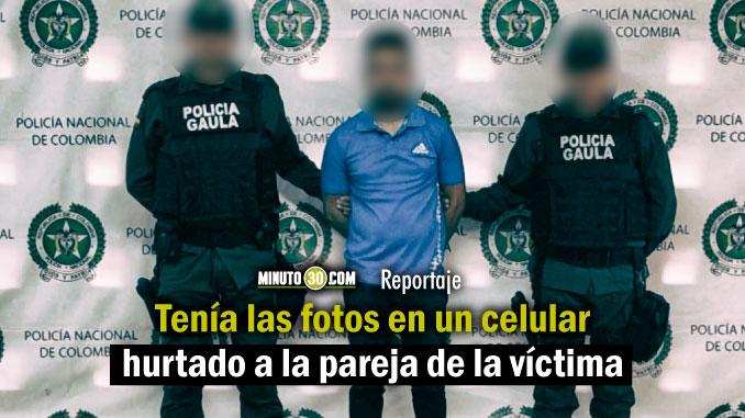 Venezolano capturado por exigir a una joven 2 millones a cambio de no publicar fotos intimas1