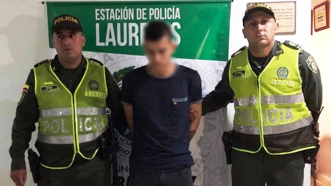 venezolano atracando