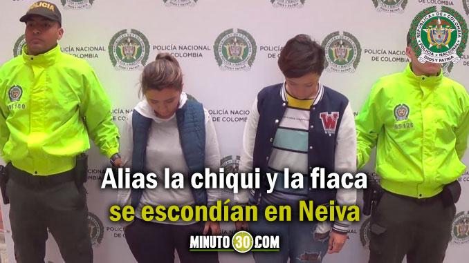 CHIQUI Y FLACA