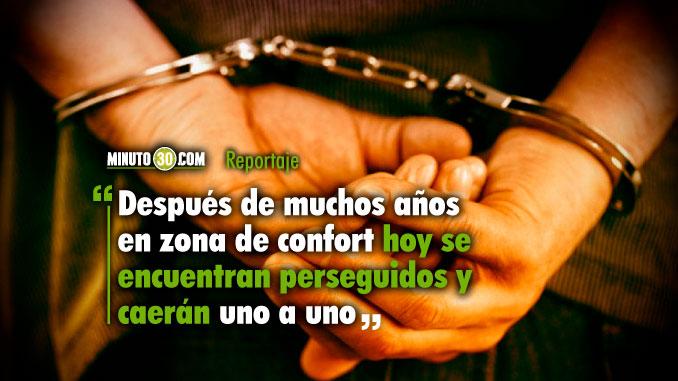 A la fecha 137 cabecillas de grupos delincuenciales en Medellin han sido capturados