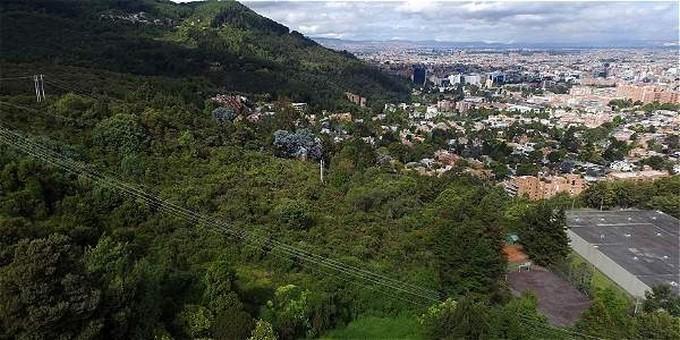 Reserva Forestal Protectora del Bosque Oriental de Bogotá