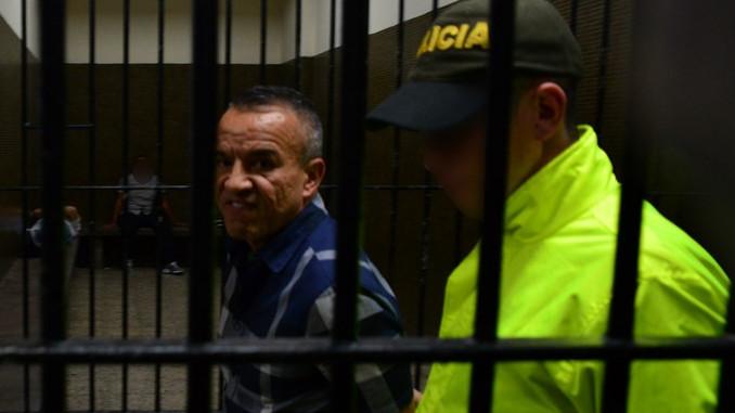 Alias Guason capturado cabecilla de La Terraza en Medellin