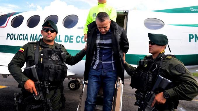 Alias Guason capturado cabecilla de La Terraza en Medellin3