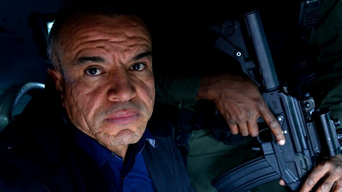 Alias Guason capturado cabecilla de La Terraza en Medellin4