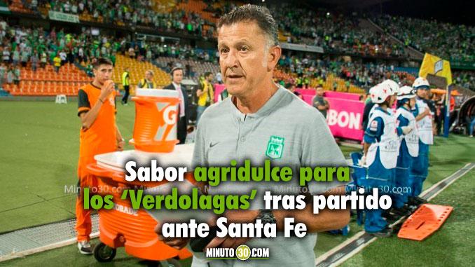 La posible sancion para Juan Carlos Osorio tras lo sucedido en partido frente a Santa Fe