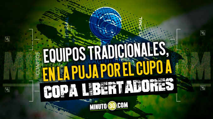 Atractivos partidos tendran los cuartos de final de la Copa Aguila