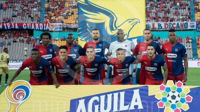 Independiente Medellin formado Liga II