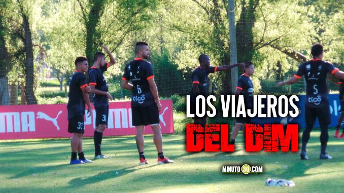Medellín partió hacia Bogotá con varias bajas de cara a juego ante Millonarios