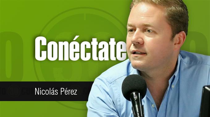Nicolas Pérez Conéctate