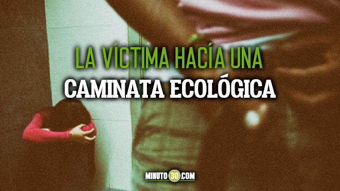caminata ecologica