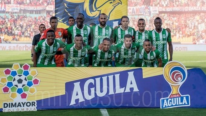 Atletico Nacional formado