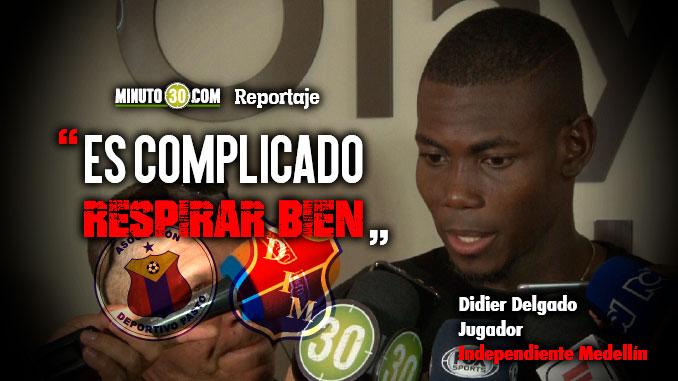 En Medellin esperan estar a la altura del reto que se les viene en Ipiales
