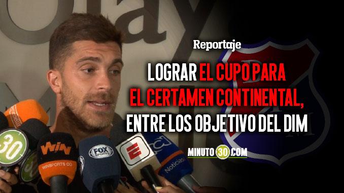 Independiente Medellin buscara acercarse la Copa Libertadores en Ipiales