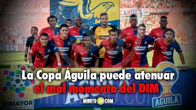 Independiente Medellin en Copa Aguila de cara al partido de ida de semifinal