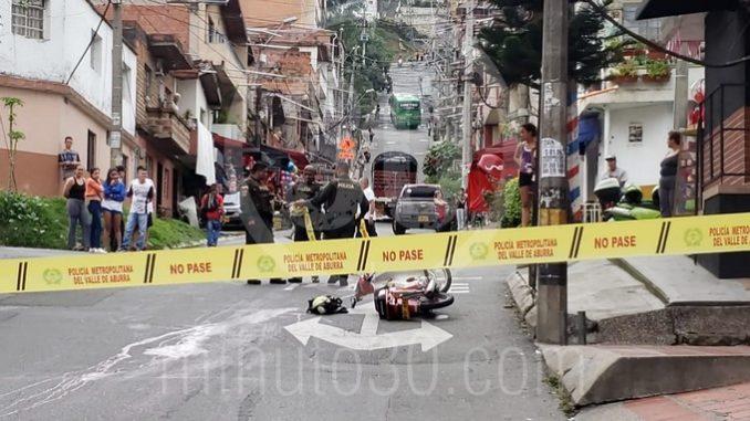 dos hombres asesinados en la comuna 13 1