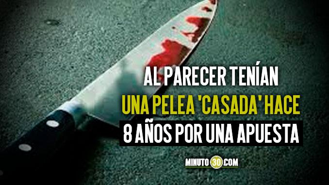 A la carcel uno de los sujetos que habria matado a cuchillo a un hombre de 71 en Buenos Aires