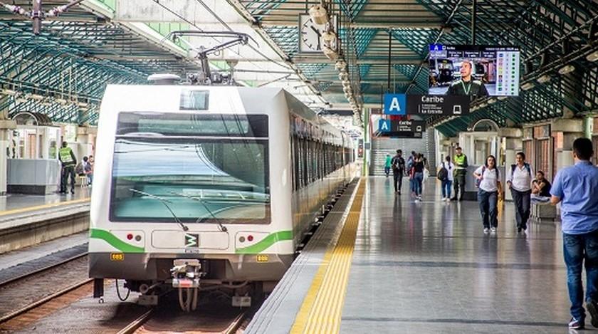 Metro de Medellin imagen ilustrativa