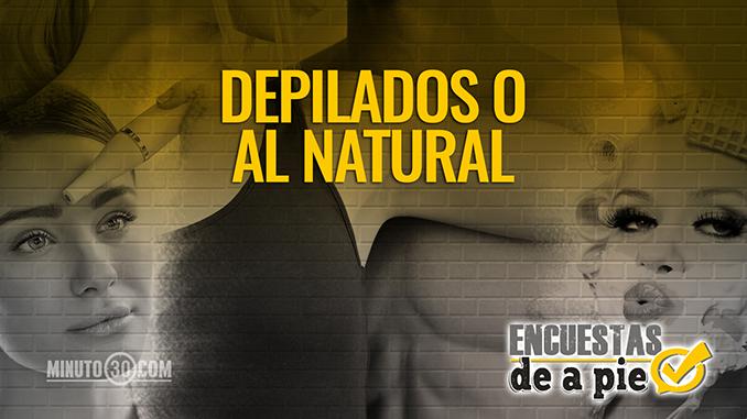 Portada depilados o natural 678