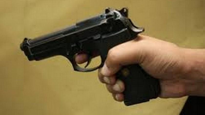 arma de fuego pistola arma