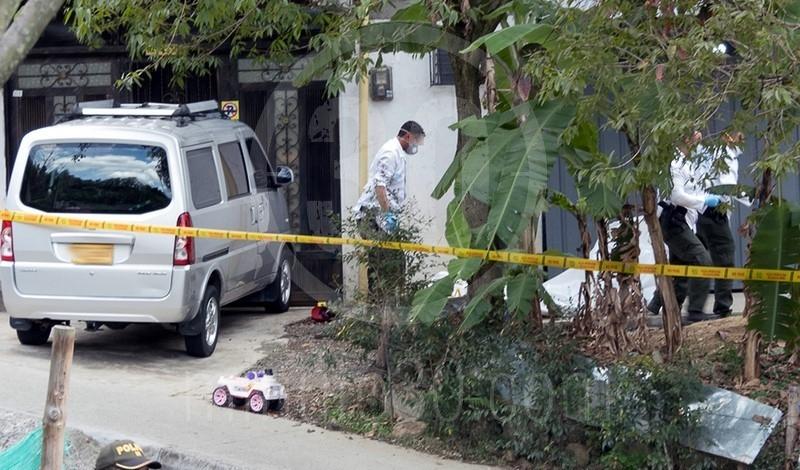 hombre asesinado en San javier 10 10 2019 4