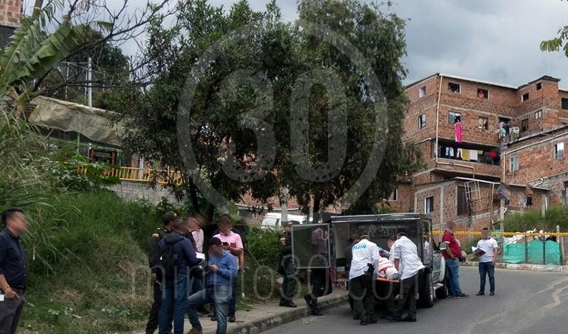 hombre asesinado en San javier 10 10 2019 5