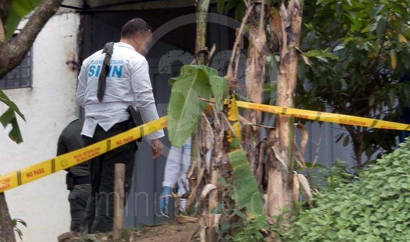 hombre asesinado en San javier 10 10 2019 6