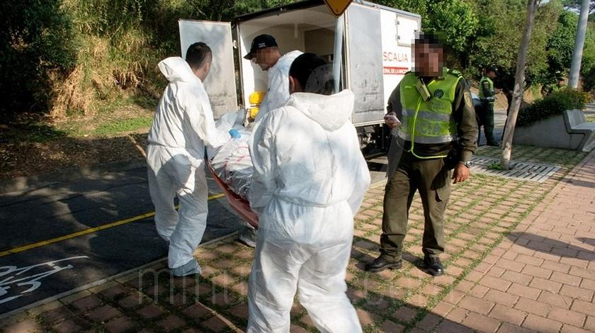 inspeccion tecnica escena del crimen asesinato muerte violenta cti fiscalia Copiar