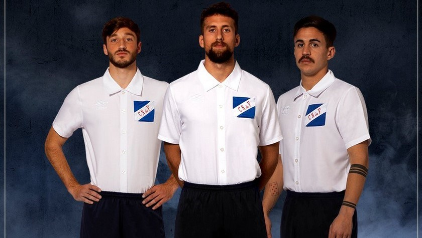 13 11 19 camiseta retro nacional uruguay