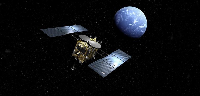 13 11 19 hayabusa2 sonda japonesa