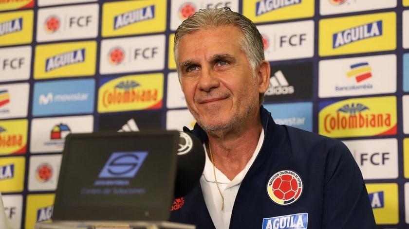 Carlos Queiroz deja de ser el DT de la Selección Colombia