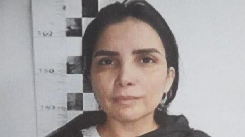 Aida Merlano capturada excongresista profuga