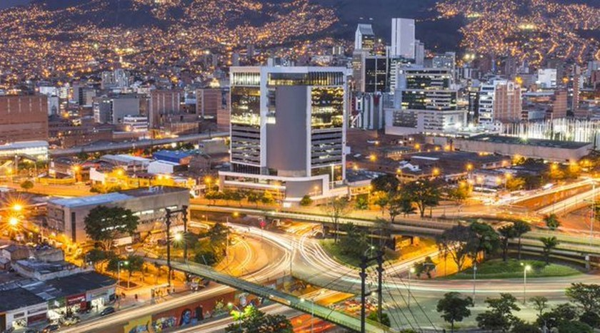Centro de Medellin