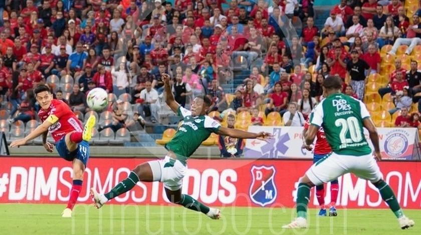 Deportivo Cali Independiente Medellin Copiar